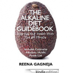 My First eBook 'The Alkaline Diet Guidebook' Is Now on Amazon